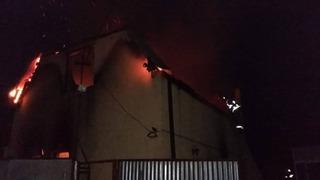В Пятигорске при пожаре в частном доме погиб человек
