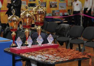 В Невинномысске проходит Всероссийский турнир по кикбоксингу