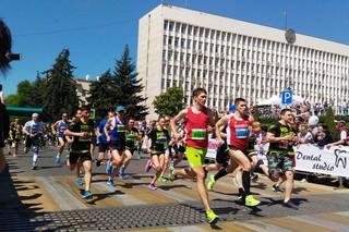 Пятигорский полумарафон собрал более тысячи бегунов со всей России