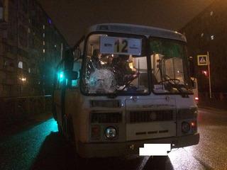 В Ставрополе пассажирский автобус сбил 18-летнего пешехода