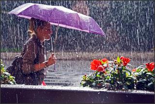 В МЧС предупредили о дожде и граде на Ставрополье