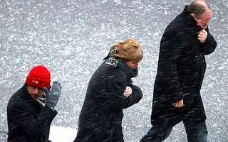 На Ставрополье ожидается метель и мороз до -18°