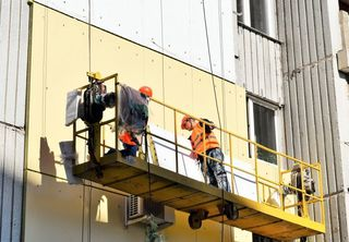 В 2018 году начнется капремонт в 373 многоэтажках Ставрополья