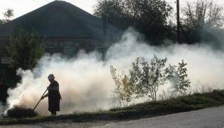 Власти Пятигорска напоминают о штрафах за сжигание листвы