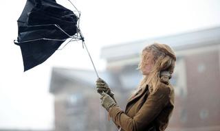 В выходные жителей Ставрополья ждет ветреная погода без осадков