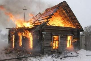 На Ставрополье при пожаре в частном доме погиб человек