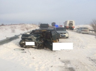В ДТП на Ставрополье один человек погиб и пятеро пострадали