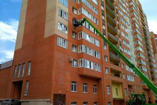 В Ставрополе из-за некачественного кирпича частично обрушился фасад жилого дома