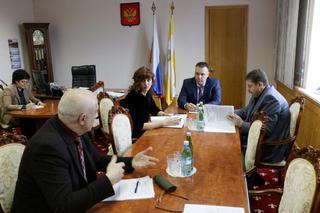 Торгово-промышленную палату Ставрополья могут наделить правом законодательной инициативы