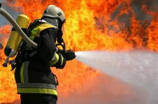 На ставропольском нефтехранилище ликвидирован крупный пожар