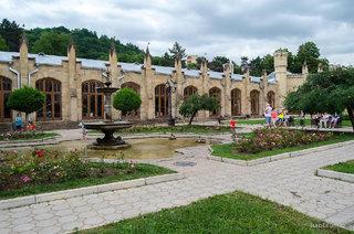 Министр природы и экологии РФ обсудил реконструкцию национального парка в Кисловодске