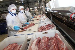 На Ставрополье появится крупнейший на юге России мясоперерабатывающий завод