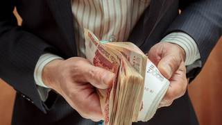 Росстат назвал число россиян с зарплатой более 1 млн рублей