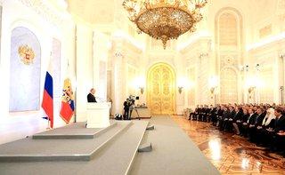 В правительстве Ставрополья займутся проработкой задач Послания Владимира Путина
