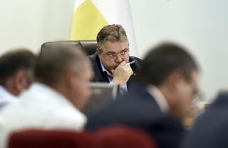 Губернатор Ставрополья раскритиковал работу администрации Предгорного района
