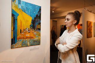 С 29 июля по 29 августа 2016 года в Пятигорском краеведческом музее будет проходить выставка репродукций в технике жикле «Ван Гог. Симфония цвета»