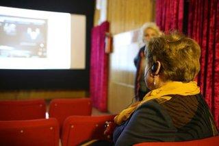 В Георгиевске открылся кинотеатр для инвалидов по слуху и зрению
