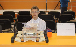 Марсоход пятигорского школьника стал лучшим на всероссийском конкурсе