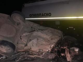 На Ставрополье уставший водитель фуры устроил смертельное ДТП