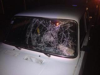 В Предгорном районе водитель сбил двух пешеходов