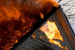 Новости: Пожар