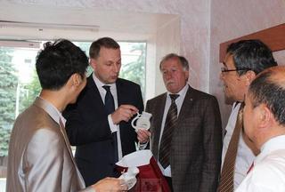 Ставрополье и Китай расширяют сотрудничество