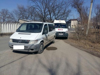 В Пятигорске водитель умер за рулем, вызвав ДТП