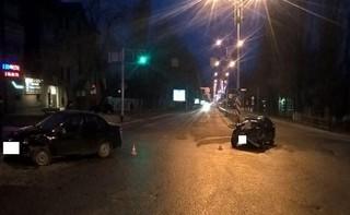 В Пятигорске двое пострадали в ДТП по вине злостного нарушителя