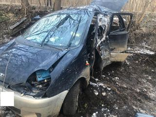 На Ставрополье женщина-водитель погибла при столкновении с деревом