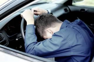 В Ставрополе полиция задержала невменяемого водителя без прав