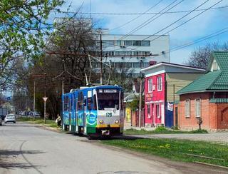 По Пятигорску курсируют 40 интернет-трамваев