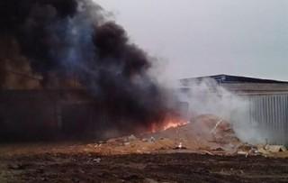 Жители станицы под Пятигорском жалуются на мебельную фабрику, отравляющую атмосферу