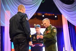 В Ставрополе военнослужащие получили высокие награды за службу в Сирии