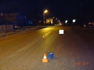 В Георгиевске водитель переехал пешехода