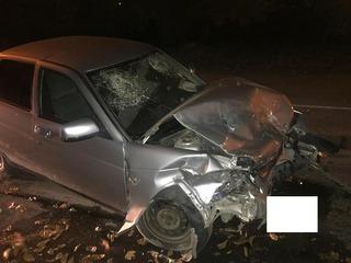 В Ессентуках пьяный водитель без прав устроил ДТП