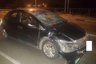 Вблизи Зеленокумска водитель иномарки сбил насмерть подростка