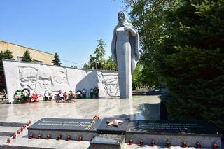 В Буденновске возбудили уголовное дело по факту осквернения мемориала «Родина-Мать»
