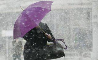 На Ставрополье усилится ветер и пойдет снег