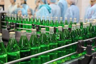 На Ставрополье с начала года выросло производство минеральной воды