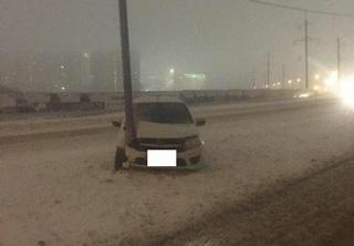 В Ставрополе водитель устроил ДТП и сбежал, бросив раненного пассажира