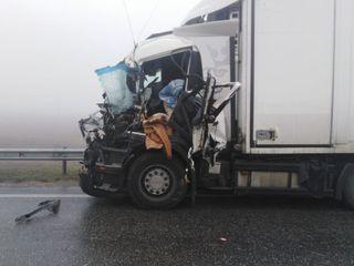 Массовая авария с участием семи машин произошла на трассе «Кавказ» Ставрополья
