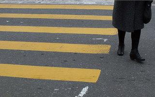 В Ессентуках водитель внедорожника сбил пенсионерку на переходе