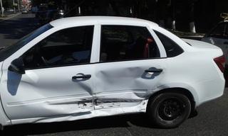 В двух ДТП в Пятигорске пострадал пешеход и ребенок