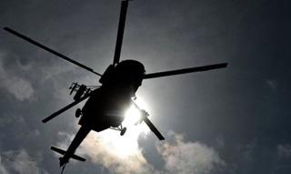 На Ставрополье разбился вертолет Ми-2