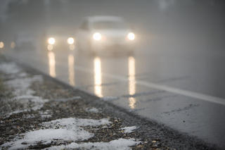 На Ставрополье ожидаются туман и гололедица
