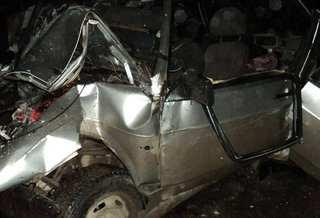 На Ставрополье при столкновении двух автомобилей погибли 4 человека
