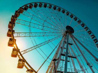 В парке Ставрополя установят 65-метровое колесо обозрения