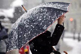 На Ставрополье надвигаются морозы и снегопад