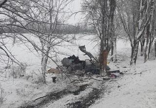 На Ставрополье при столкновении легковушки с деревом погибли две женщины