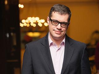 Знаменитый эрудит Максим Поташёв провёл в Пятигорске мастер-класс для бизнесменов